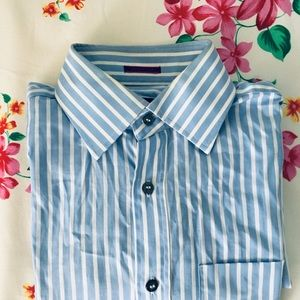 French Cuff Paul Smith Stripe Dress Shirt
